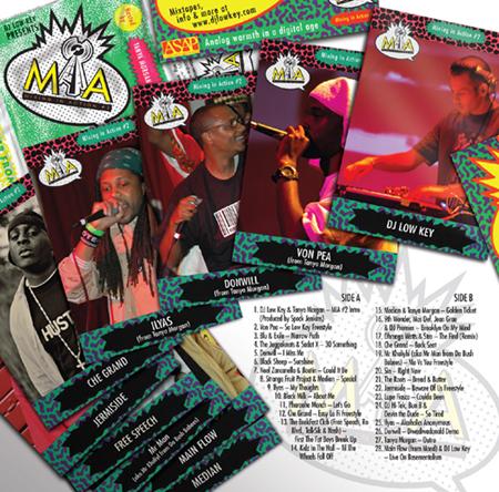MIA #2 Cover