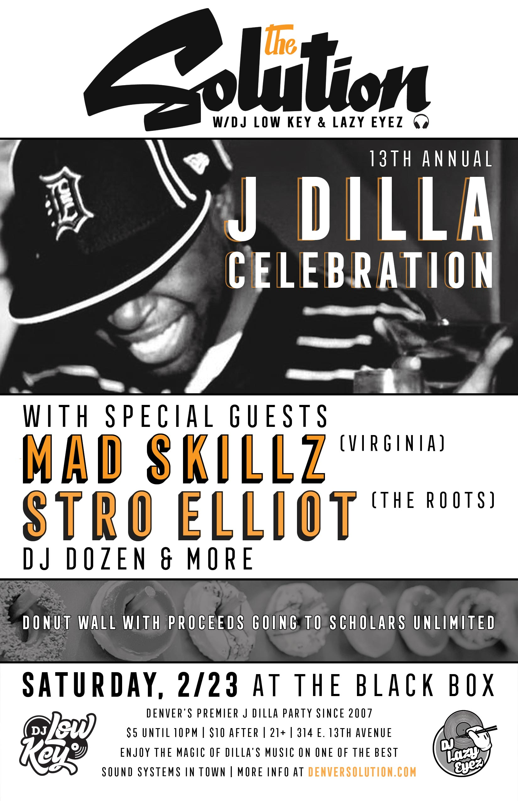 The_Solution_13th_Annual_J_Dilla_Celebration_Poster_Web