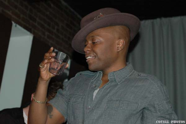 Pics From The Camp Lo Uptown Saturday Night Show W Band